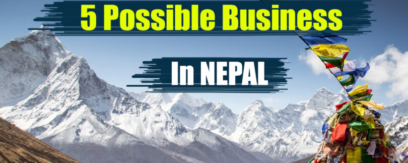 business to do in nepal